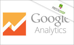 google analytics prestashop